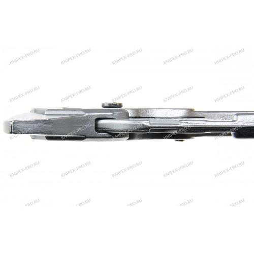 Клещи переставные-гаечный ключ Knipex 86 03 180, с однокомпонентными ручками, хромированные, 180 mm, KN-8603180