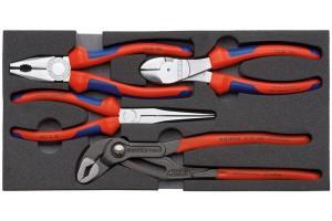 Набор инструментов Knipex 00 20 01 v01, в ложементе, KN-002001v01