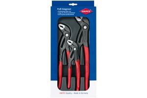Набор инструментов Knipex 00 20 09 V02, в блоке из пластика глубокой штамповки, 3 предмета, KN-002009V02