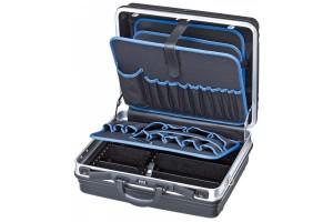 Чемодан Knipex 00 21 05 LE, Standard для инструментов, пустой, 465 x 200 x 410 мм, KN-002105LE