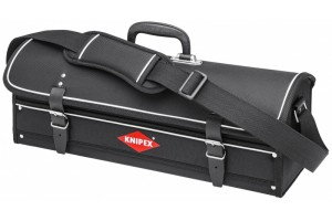 Сумка Knipex 00 21 07 LE, прочный полиэстер, пустая, 490 x 140 x 155 мм, KN-002107LE