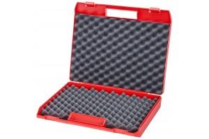 Чемодан Knipex 00 21 15 LE, для инструмента, пустой, 65 x 327 x 275 мм, KN-002115LE