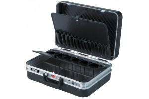 Чемодан Knipex 00 21 20 LE, Standard, пустой, ударопрочный пластик ABS, 480 х 175 х 370 мм, KN-002120LE
