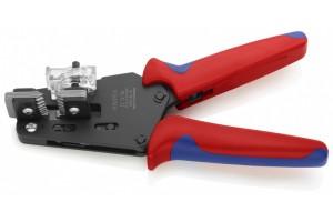 Стриппер Knipex 12 12 06, для снятия изоляции, прецизионный, 0, 14-0, 25 / 0, 75 / 1, 5 / 2, 5 / 4, 0 / 6, 0 кв.мм, KN-121206