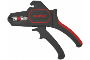 Стриппер Knipex 12 62 180, для снятия изоляции, автоматический, 0, 2 - 6, 0 кв.мм, KN-1262180