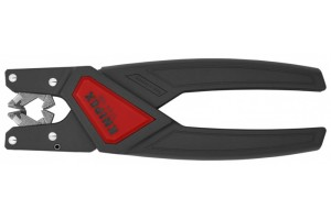 Стриппер Knipex 12 64 180, для снятия изоляции с плоских проводов, автоматический, 0, 75 - 2, 5 кв.мм, KN-1264180