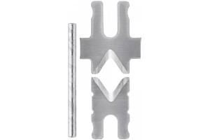Сменные ножи Knipex 12 69 21, для стриппера KN-1262180, KN-126921