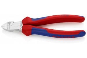 Кусачки Knipex 14 25 160, боковые для удаления изоляции, хромированные, 1, 5 + 2, 5 кв.мм, KN-1425160