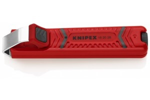 Стриппер Knipex 16 20 28 SB, с настройкой глубины резания, ⌀ 8, 0 - 28, 0, mm, KN-162028SB