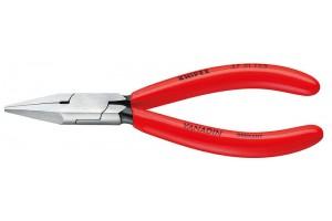 Плоскогубцы Knipex 37 21 125, захватные, для точной механики, 125 мм, KN-3721125