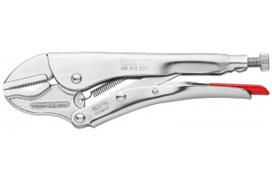 Клещи Knipex 40 04 180, зажимные универсальные, оцинкованные, 180 мм, KN-4004180