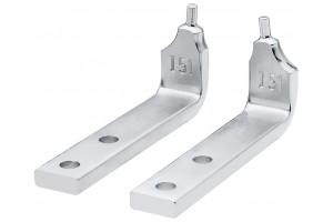 Сменные наконечники Knipex 44 29 J51, для кольцесъёмников (внутренних), изогнутые ∡90°, KN-4429J51