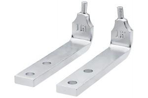 Сменные наконечники Knipex 44 29 J61, для кольцесъёмников (внутренних), изогнутые ∡90°, KN-4429J61