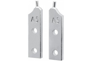Сменные наконечники Knipex 46 19 A5, для кольцесъёмников (внешних), KN-4619A5