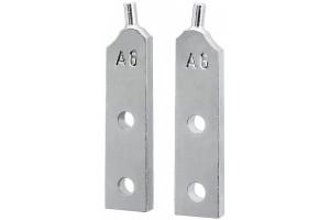 Сменные наконечники Knipex 46 19 A6, для кольцесъёмников (внешних), KN-4619A6