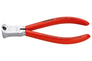 Кусачки торцевые Knipex 69 03 130, для механика, 130 мм, KN-6903130