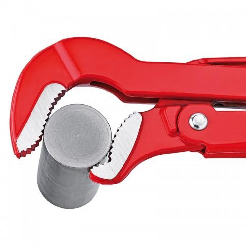 Клещи трубные Knipex 83 30 030, S-образные губки, 680 mm, KN-8330030