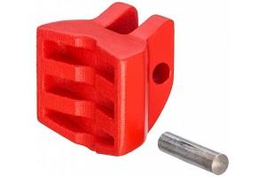 Сменная нажимная губка Knipex 91 19 25 001, для кусачек для разламывания кафельной плитки 91 13 250, KN-911925001