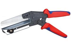 Ножницы Knipex 95 02 21, для пластмассы толщиной до 4 мм, KN-950221