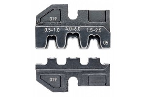 Матрицы опрессовочные и направляющие Knipex 97 49 05, для системных опрессовочных инструментов, KN-974905