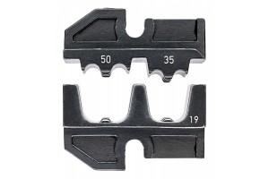 Матрицы опрессовочные и направляющие Knipex 97 49 19, для системных опрессовочных инструментов, KN-974919