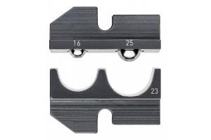 Матрицы опрессовочные и направляющие Knipex 97 49 23, для системных опрессовочных инструментов, KN-974923