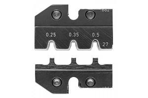 Плашка опрессовочная Knipex 97 49 27, для штекера MQS, KN-974927