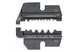 Матрицы опрессовочные и направляющие Knipex 97 49 60, для системных опрессовочных инструментов, KN-974960