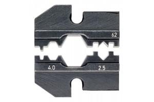 Матрицы опрессовочные и направляющие Knipex 97 49 62, для системных опрессовочных инструментов, KN-974962