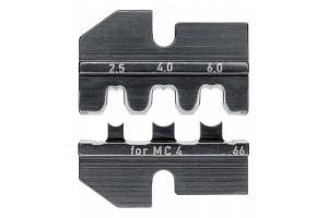 Матрицы опрессовочные и направляющие Knipex 97 49 66, для системных опрессовочных инструментов, KN-974966