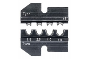 Матрицы опрессовочные и направляющие Knipex 97 49 68, для системных опрессовочных инструментов, KN-974968