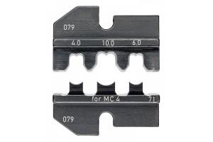 Матрицы опрессовочные и направляющие Knipex 97 49 71, для системных опрессовочных инструментов, KN-974971