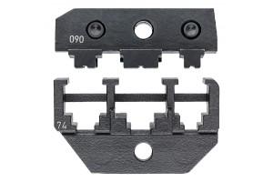 Матрицы опрессовочные и направляющие Knipex 97 49 74, для системных опрессовочных инструментов, KN-974974