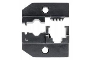 Матрицы опрессовочные и направляющие Knipex 97 49 76, для системных опрессовочных инструментов, KN-974976
