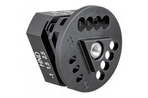 Матрицы опрессовочные и направляющие Knipex 97 49 90, для системных опрессовочных инструментов, KN-974990