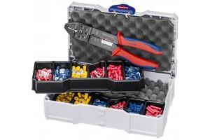 Набор кабельных наконечников для опрессовки Knipex 97 90 26, в мини-систейнере TANOS®, KN-979026