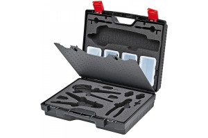 Чемодан Knipex 97 91 02 LE для инструмента по фотогальванике, MC3 (Multi-Contact), KN-979102LE