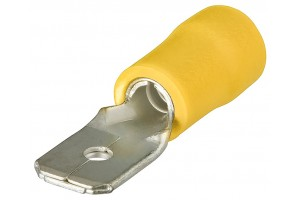 Штекеры плоские Knipex 97 99 112, изолированные, KN-9799112