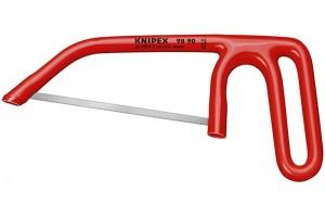 Ножовка электроизолированная Knipex 98 90, VDE 1000V, 240 mm, KN-9890